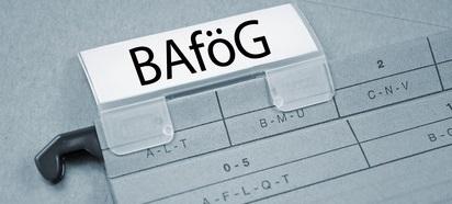 Bafög-Betrug Akte