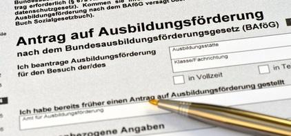 Antrag Bafög-Förderung