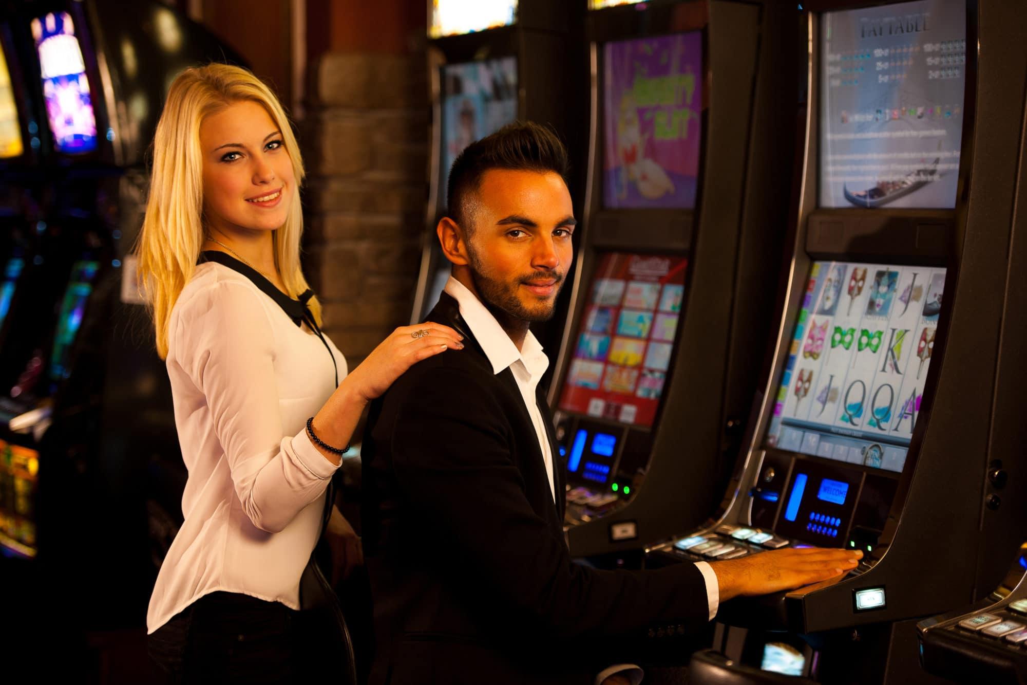fremdes geld spielautomat leerspielen