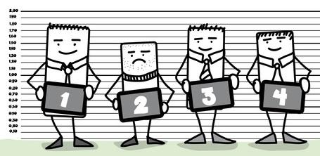 Wahlgegenüberstellung im Strafverfahren