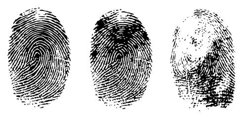 Revision im Strafverfahren - Fingerabdrücke