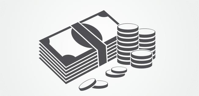 Geldscheine: Symbol für Wirtschaftskriminalität