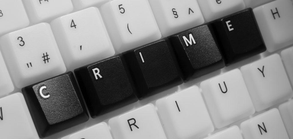 Tastatur Verbrechen Internetstrafrecht